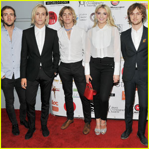 Riker Lynch Predicts One Member of R5 Will Be Married With Kids in Five Years