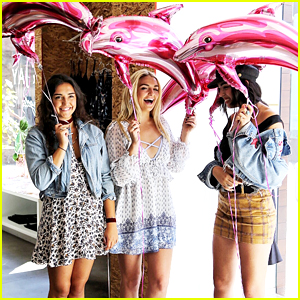 Rydel Lynch Celebrates End of Summer with Savannah Latimer & Savannah Hudson in Malibu