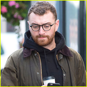 Sam Smith & Adam Lambert Enjoy a Night on the Town in London! (Video)