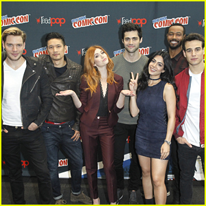 Katherine McNamara & Dominic Sherwood Debut 'Shadowhunters' Season 2 Trailer - Watch Now!