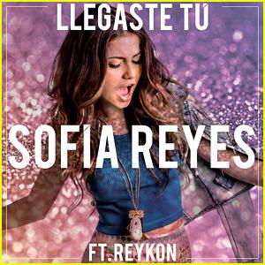 Sofia Reyes Debuts New Single 'Llegaste Tu' - Listen & Download Now!