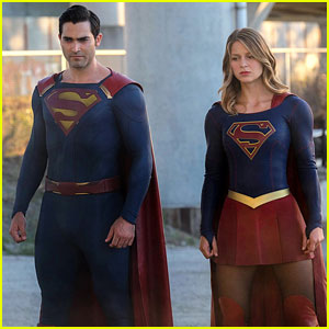 What Brings Superman to National City on Tonight's 'Supergirl'? Get the Scoop!