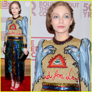 Tavi Gevinson Attends Opening Of Her New Broadway Show 'The Cherry Orchard'