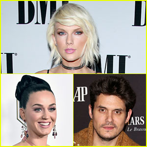 Taylor Swift Attends Party With Katy Perry & John Mayer!