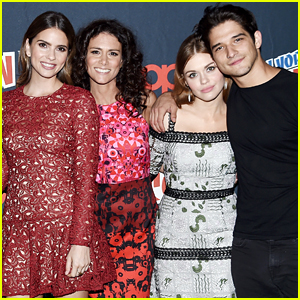 Tyler Posey Writes 'Teen Wolf' Thank You To Fans After Final Panel at NYCC