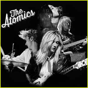 The Atomics Release New Song 'Voulez Vous' - Listen Now!