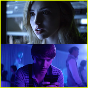 Peyton List & Calum Worthy Star in New 'The Thinning' Trailer - Watch Here!