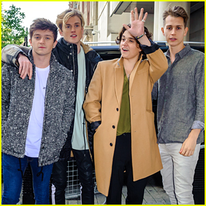 The Vamps Are Looking Forward to Making the 'All Night' Music Video