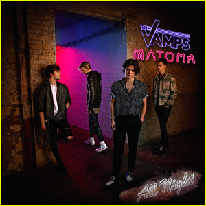 The Vamps Drop 'All Night' With Matoma - Download & Lyrics Here!