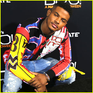 Trevor Jackson Dances Alongside Kelly Rowland in 'Dumb' Video - Watch Here!
