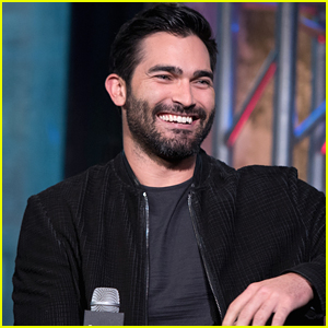 Tyler Hoechlin Won't Confirm or Deny a 'Teen Wolf' Return