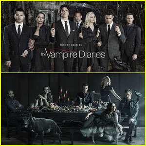 Some 'Originals' Will Likely Show Up in 'The Vampire Diaries' Finale!