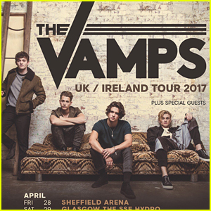 The Vamps & Matoma Give Sneak Peek of New Single 'All Night'; Announce New Tour Dates