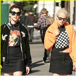 Is Kristen Stewart Dating St. Vincent?