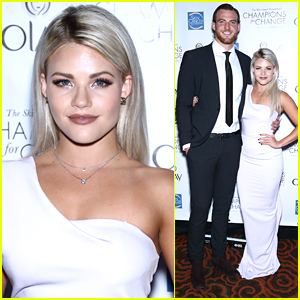 Witney Carson Speaks At Skin Cancer Foundation Champions for Change Gala