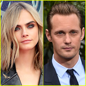 Cara Delevingne Will Work with Hottie Alexander Skarsgard in 'Fever Heart'