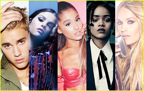 2016 AMAs: Who Will Win #AMAs Artist Of The Year? Take Our Poll!
