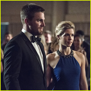 Stephen Amell & Emily Bett Rickards Weigh In On 'Olicity's Future on 'Arrow'
