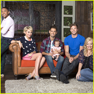 'Baby Daddy' Starts Shooting Season 6 - See All The Cast Pics!