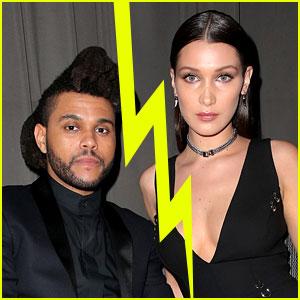 Bella Hadid & The Weeknd Break Up