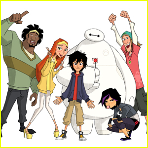 Ryan Potter & Jamie Chung Return For 'Big Hero 6' TV Series