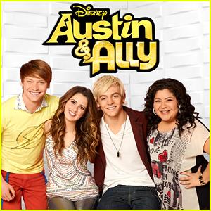 'Austin & Ally' Star Calum Worthy Meets Real Life Austin & Ally!