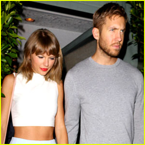 Calvin Harris Says He Was 'Blessed' to Work with Taylor Swift