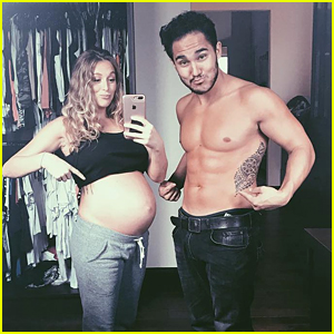 Carlos PenaVega Predicts The Birthdate of His Baby