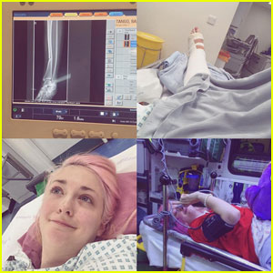 Connie Ella Glynn (AKA YouTube's Noodlerella) Run Over By Car in Scary Accident!