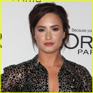 Demi Lovato Wants To Get Rid of the Mental Illness Stigma