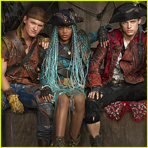 First Look at China McClain as Uma in