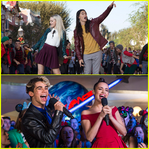 'Descendants 2' Sneak Peek To Air TONIGHT on Disney Channel!