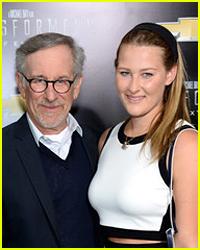 Famed Director Steven Spielberg's Daughter Destry Allyn Makes Modeling Debut