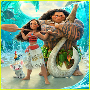VIDEO: 'Moana' Releases Full Length Performance of 'You're Welcome'