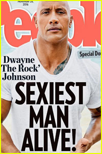 Who is People's Sexiest Man Alive 2016?!