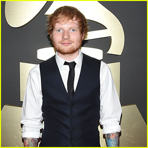 Ed Sheeran Accidentally Cut On Cheek at Dinner Party