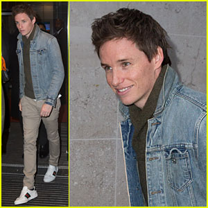Eddie Redmayne Auditioned for This 'Harry Potter' Film Role!