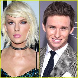 VIDEO: Did Taylor Swift Ever Date Fantastic Beasts' Eddie Redmayne?!