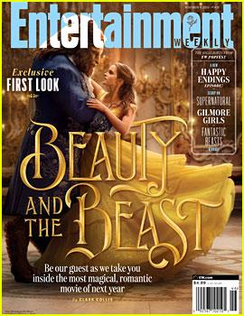 Emma Watson & Dan Stevens Dance in 'Beauty & the Beast' First Look Photo