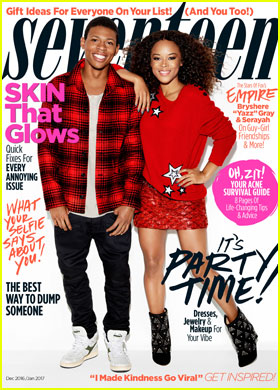 Empire's Serayah Used to Hate Her Hair Before Embracing It's Beauty