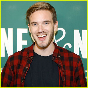 PewDiePie Gains One Follower Every 3.8 Seconds -- He Just Hit 49 Million!
