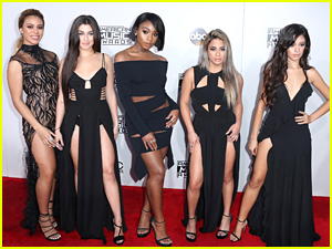 Fifth Harmony Continue To Slay at AMAs 2016 After Lauren's Coming Out
