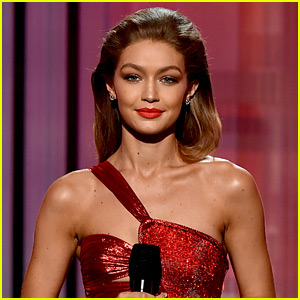 Gigi Hadid Defends Melania Trump Joke with Handwritten Statement