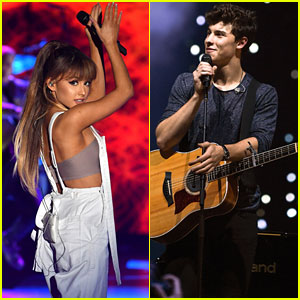 Ariana Grande & Shawn Mendes Are Performing at the AMAs!