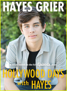 Social Media Star Hayes Grier Reads FanFiction About Himself! (JJJ Interview)