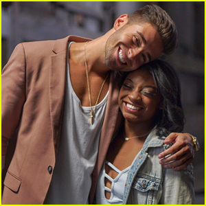 Jake Miller & Simone Biles' Connection Continues on Snapchat!