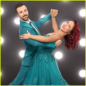 VIDEO: James Hinchcliffe & Sharna Burgess Freestyle 'DWTS' Season 23 Finale