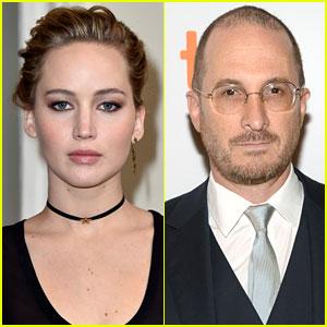 Jennifer Lawrence Seen Kissing New Beau Darren Aronofsky!