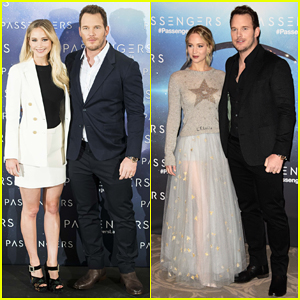 Jennifer Lawrence Gets Praised By 'Passengers' Co-Star Chris Pratt!