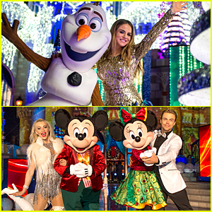 VIDEO: Sneak Peek at ABC's Magical Holiday Celebration Thanksgiving Special!